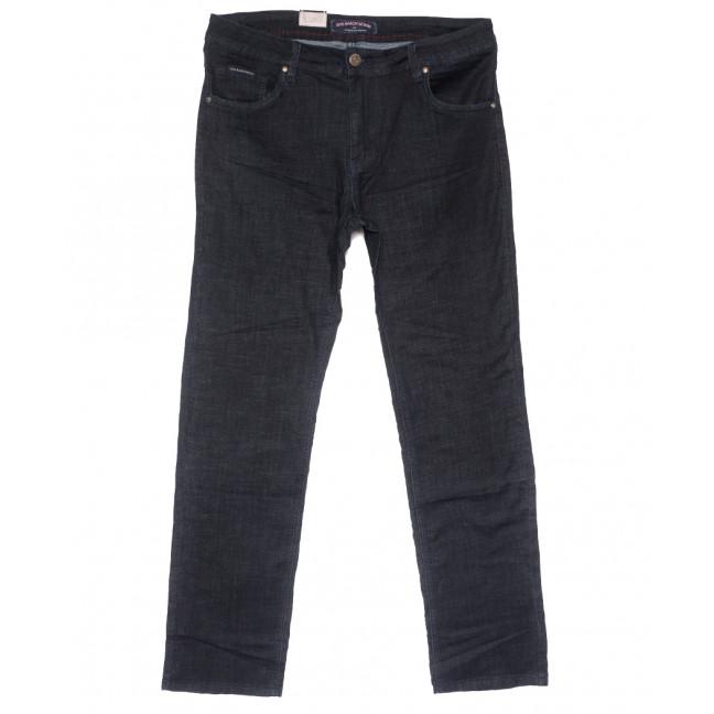 9502 God Bаron джинсы мужские батальные синие весенние стрейчевые (36-46, 8 ед.) God Baron: артикул 1109080