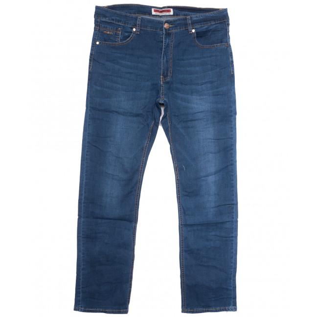 66003 Pr.Minos джинсы мужские синие летние стрейчевые (29-38, 8 ед.) Pr.Minos: артикул 1109237