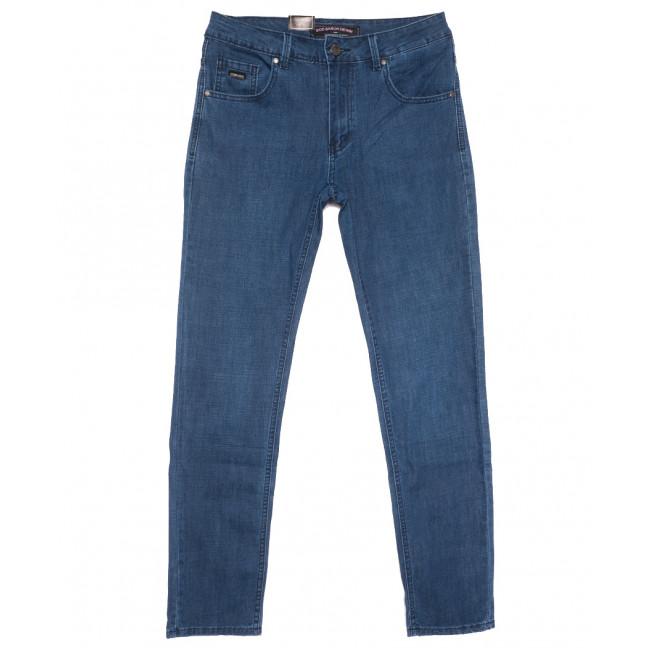 9556 God Bаron джинсы мужские синие весенние коттоновые (30-40, 8 ед.) God Baron: артикул 1109090