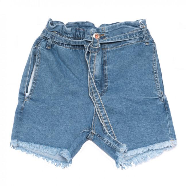 1482 Tas Its Basic шорты джинсовые женские синие стрейчевые (32-40,евро, 6 ед.) Its Basic: артикул 1108419