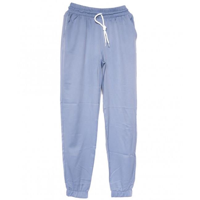 0235 голубые Exclusive брюки женские спортивные летние стрейчевые (42-48,евро, 4 ед.) Exclusive: артикул 1109494