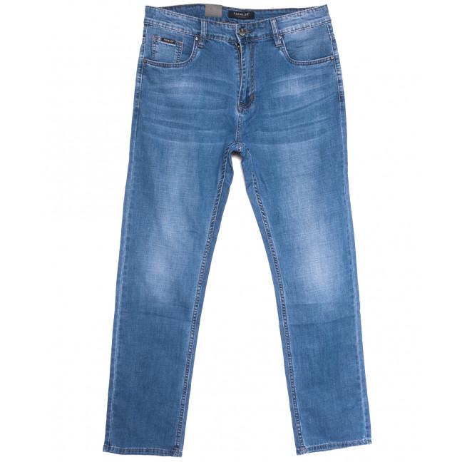 6013 Pagalee джинсы мужские полубатальные синие весенние коттоновые (32-38, 8 ед,) Pagalee: артикул 1108749