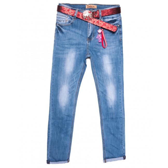 5153 Vanver джинсы женские полубатальные синие весенние стрейчевые (28-33, 6 ед.) Vanver: артикул 1108626