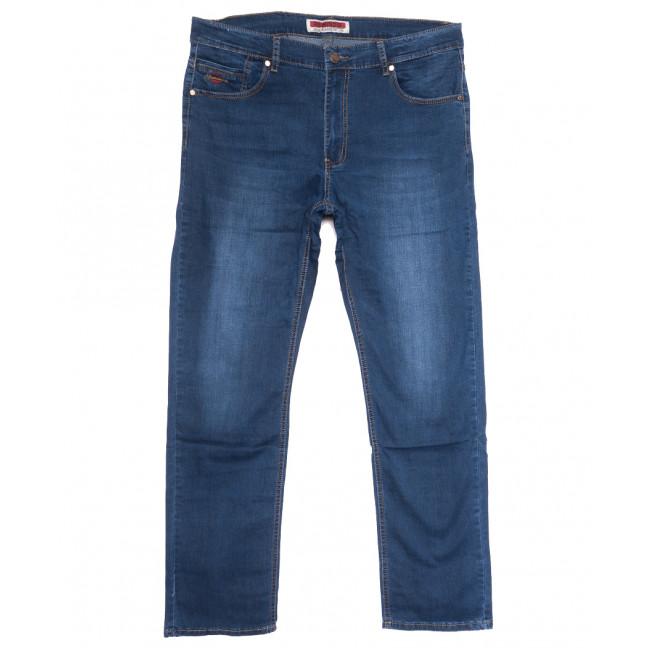 66005 Pr.Minos джинсы мужские синие летние стрейчевые (29-38, 8 ед.) Pr.Minos: артикул 1109240