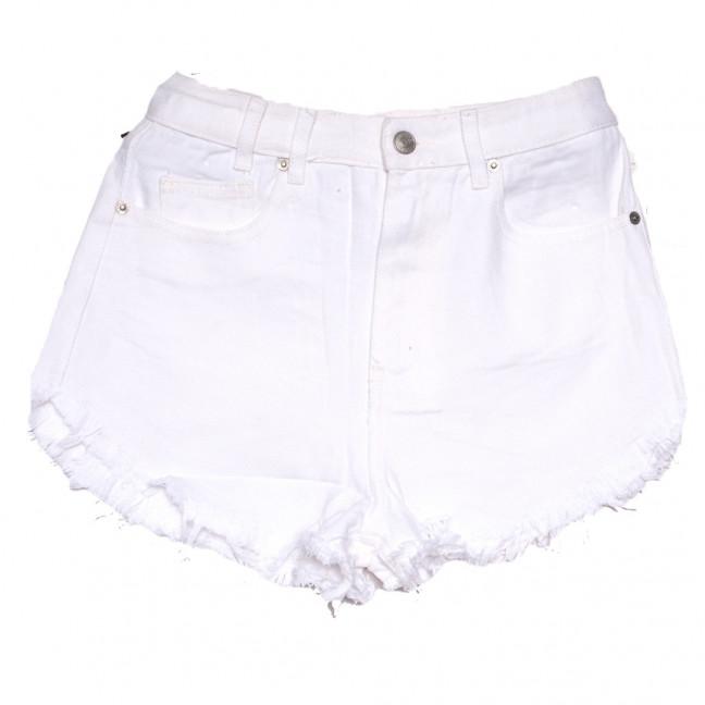 9032-2 белые Saint Wish шорты джинсовые женские коттоновые (25-30, 6 ед.) Saint Wish: артикул 1108238