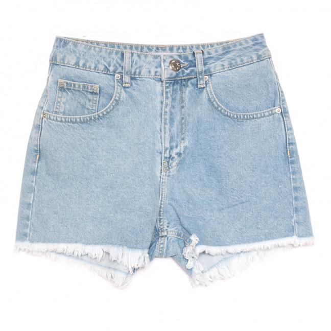 1168 Mavi Its Basic шорты джинсовые женские синие коттоновые (34-42,евро, 6 ед.) Its Basic: артикул 1108437