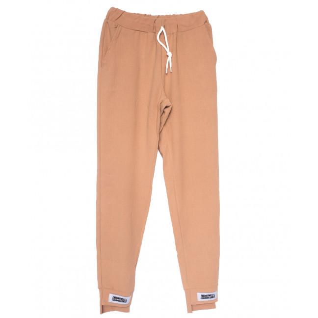 0234 бежевые Exclusive брюки женские батальные спортивные летние стрейчевые (50-54, 3 ед.) Exclusive: артикул 1109520