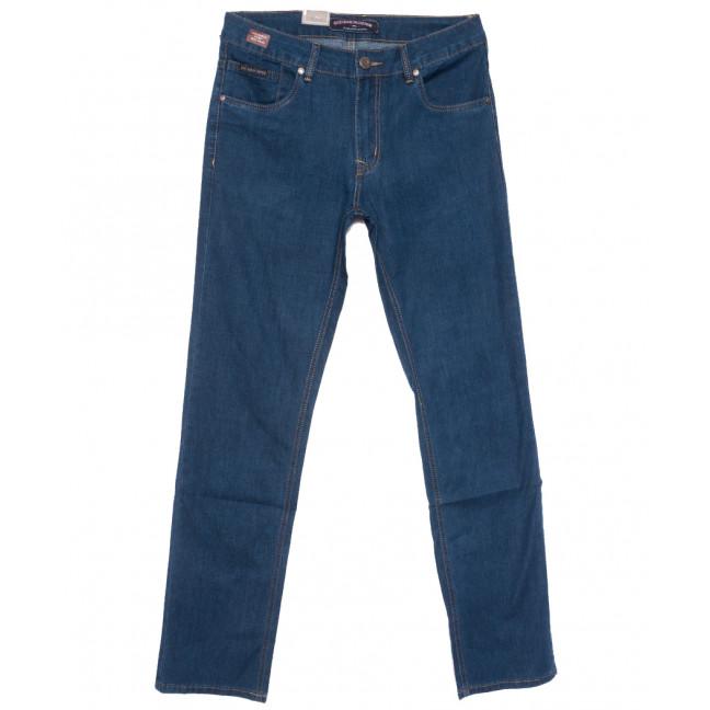 9513 God Bаron джинсы мужские полубатальные синие весенние коттоновые (32-42, 8 ед.) God Baron: артикул 1109088