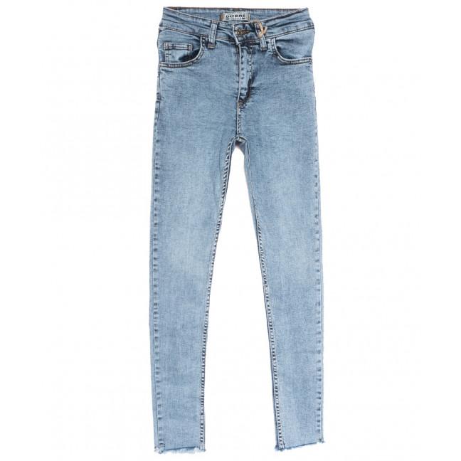 0213 Dobre джинсы женские синие весенние стрейчевые (25-31, 5 ед.) Dobre: артикул 1108963