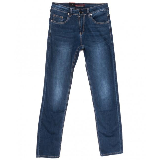 0803 Atwolves джинсы мужские синие весенние стрейчевые (30-38, 8 ед.) Atwolves: артикул 1109557