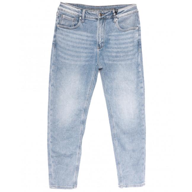 6322 Dimarkis Day джинсы женские синие весенние стрейчевые (25-30, 6 ед.) Dimarkis Day: артикул 1109095