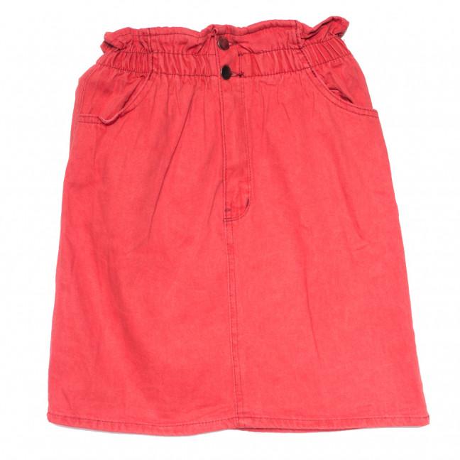 0227 красная Defile юбка джинсовая коттоновая (34-40,евро, 7 ед.) Defile: артикул 1109480
