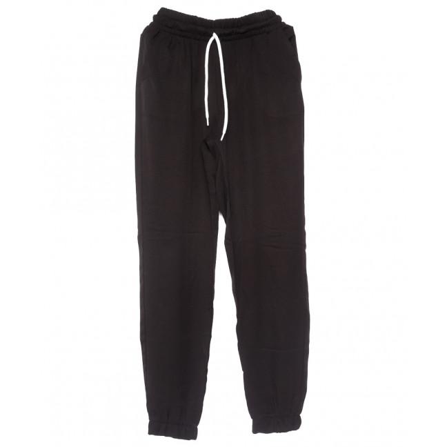 0235 черные Exclusive брюки женские спортивные летние стрейчевые (42-48,евро, 4 ед.) Exclusive: артикул 1109497