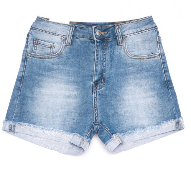 9120 Saint Wish шорты джинсовые женские синие стрейчевые (25-30, 6 ед.) Saint Wish: артикул 1108220