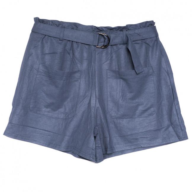 2351 синие Saint Wish шорты женские стрейчевые (S-2XL, 5 ед.) Saint Wish: артикул 1108224