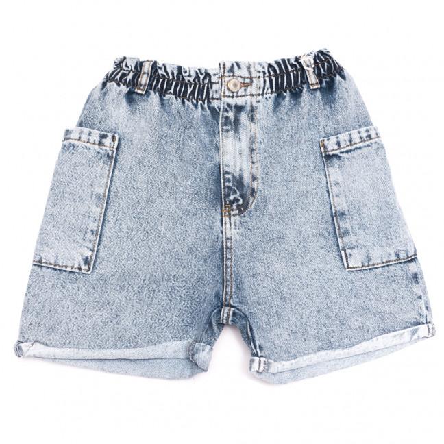 3366 Xray шорты джинсовые женские синие коттоновые (34-42,евро, 5 ед.) XRAY: артикул 1109305