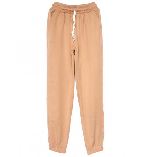 0235 бежевые Exclusive брюки женские спортивные летние стрейчевые (42-48,евро, 4 ед.) Exclusive: артикул 1109499
