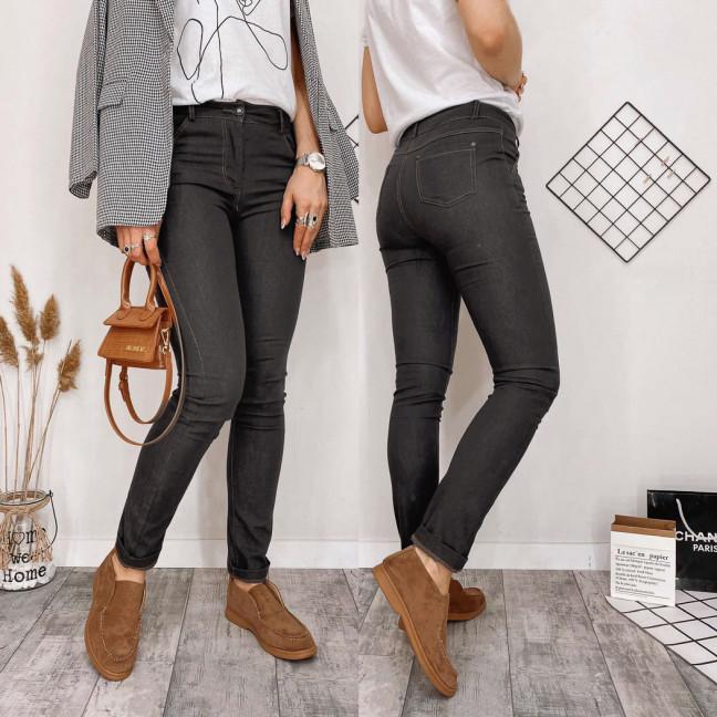 0866-5 Kadeqi брюки женские текстильные тонкие стрейчевые (25-30, 6 ед.) Kadeqi: артикул 1110096