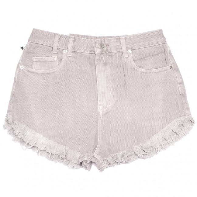 9032-8 серые Saint Wish шорты джинсовые женские коттоновые (25-30, 6 ед.) Saint Wish: артикул 1108240
