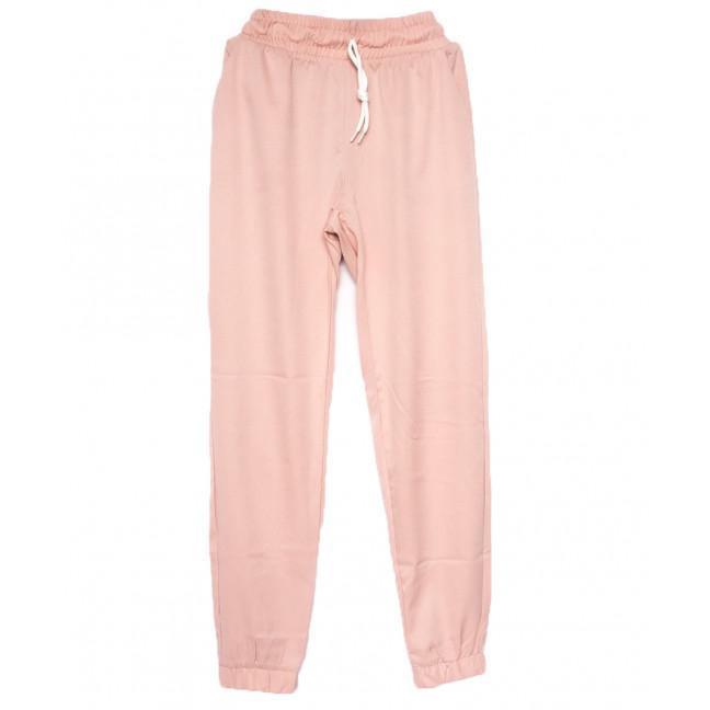 0235 розовые Exclusive брюки женские спортивные летние стрейчевые (42-48,евро, 4 ед.) Exclusive: артикул 1109496