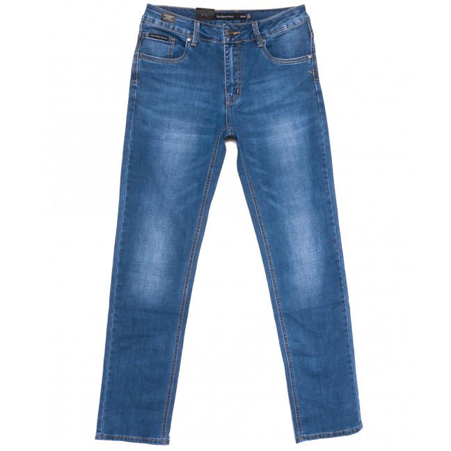 9452 God Bаron джинсы мужские синие весенние стрейчевые (30-40, 8 ед.) God Baron: артикул 1109074
