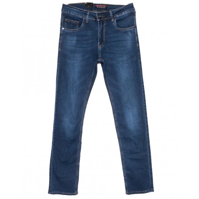 0805 Atwolves джинсы мужские синие весенние стрейчевые (31-38, 8 ед.) Atwolves: артикул 1109566