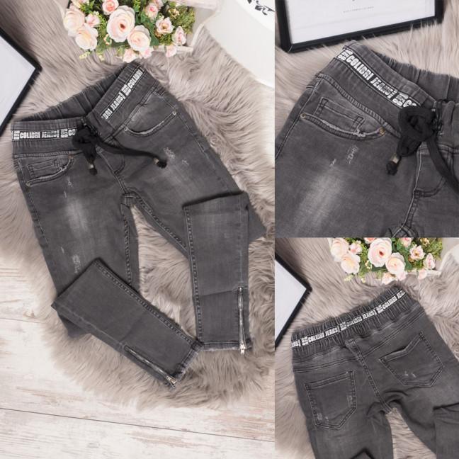 9342-571-01 Colibri джинсы женские на резинке весенние стрейчевые (25,26,26, 3 ед.) Colibri: артикул 1108783