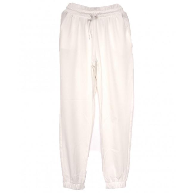 0235 белые Exclusive брюки женские спортивные летние стрейчевые (42-48,евро, 4 ед.) Exclusive: артикул 1109500