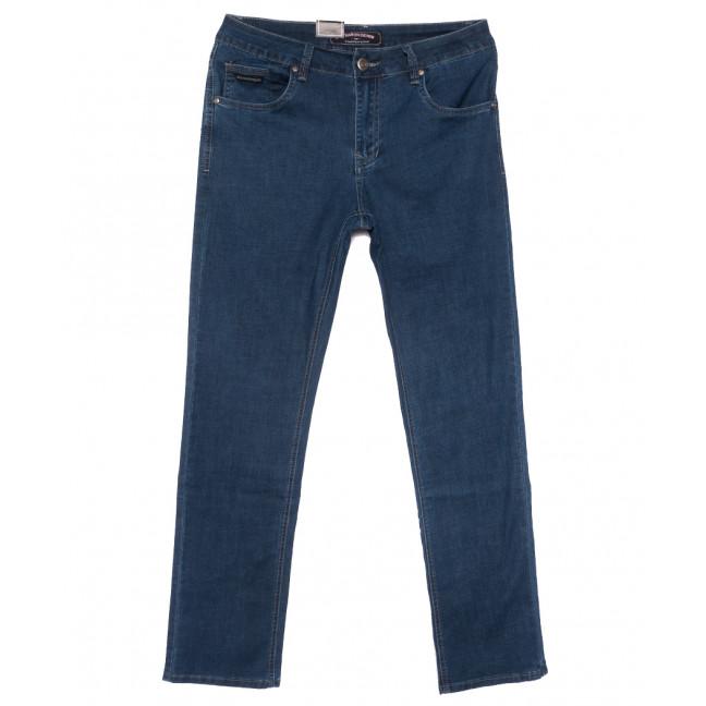 9505 God Bаron джинсы мужские полубатальные синие весенние стрейчевые (32-38, 8 ед.) God Baron: артикул 1109078