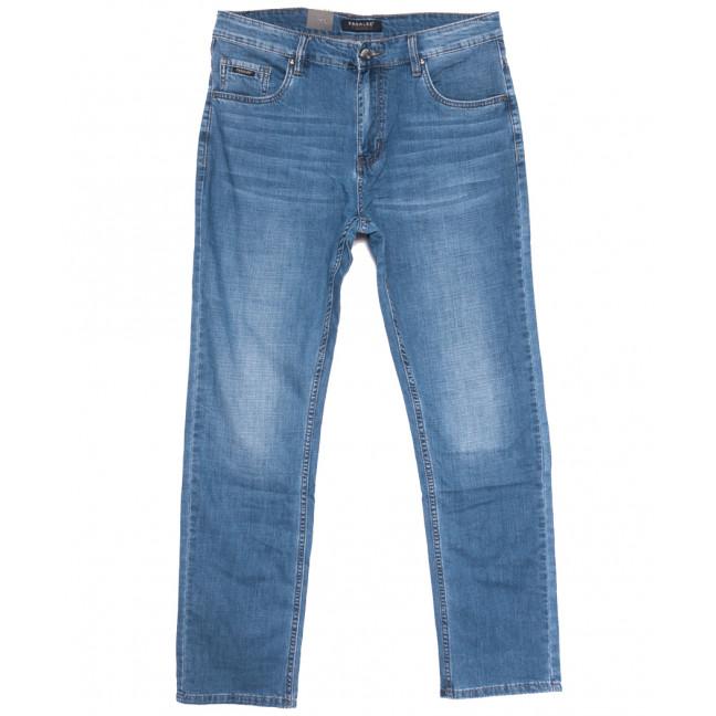 6017 Pagalee джинсы мужские полубатальные синие весенние коттоновые (32-42, 8 ед,) Pagalee: артикул 1108750