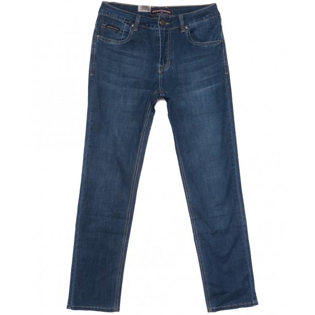 9503 God Bаron джинсы мужские синие весенние стрейчевые (30-40, 8 ед.) God Baron: артикул 1109087