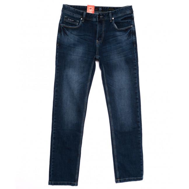 0919-3 R Relucky джинсы мужские полубатальные синие осенние стрейчевые (32-38, 8 ед.) Relucky: артикул 1110568