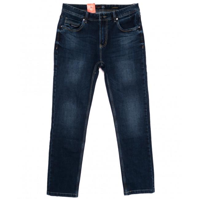 0918-3 R Relucky джинсы мужские полубатальные синие осенние стрейчевые (32-38, 8 ед.) Relucky: артикул 1110573