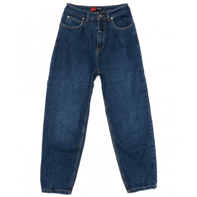 0080-2 М Relucky джинсы-баллон синие осенние стрейчевые (25-30, 6 ед.) Relucky: артикул 1110563
