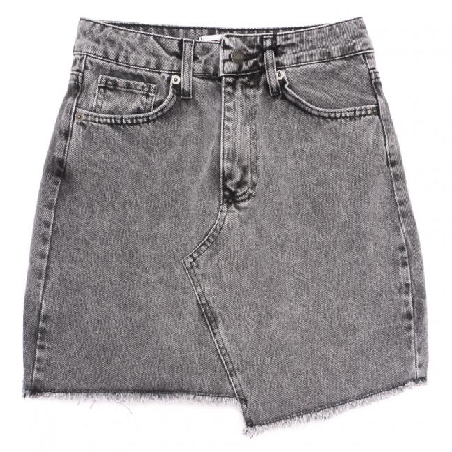 3354 Xray юбка джинсовая серая коттоновая (34-40,евро, 6 ед.) XRAY: артикул 1109865