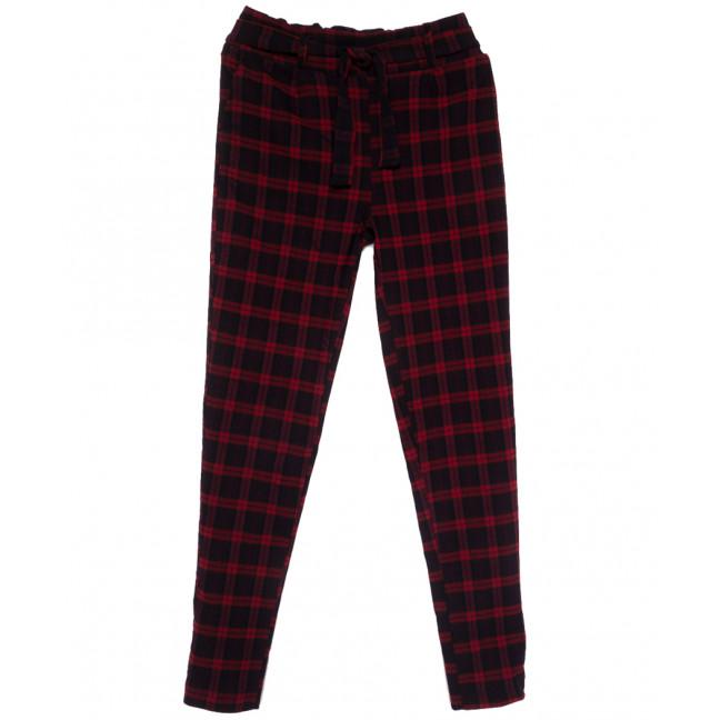 0018-42 красные Exclusive брюки женские весенние стрейчевые (42-48,норма, 4 ед.) Exclusive: артикул 1109758