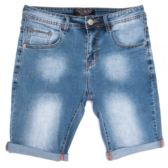 3003 Mark Walker шорты джинсовые мужские синие стрейчевые (29-36, 8 ед.) Mark Walker: артикул 1109837