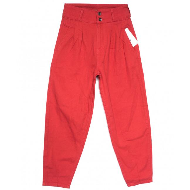 1084 мом красный весенний коттоновый (26-31, 6 ед.) Джинсы: артикул 1110415