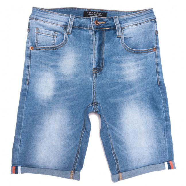 3014 Mark Walker шорты джинсовые мужские синие стрейчевые (29-38, 8 ед.) Mark Walker: артикул 1109831