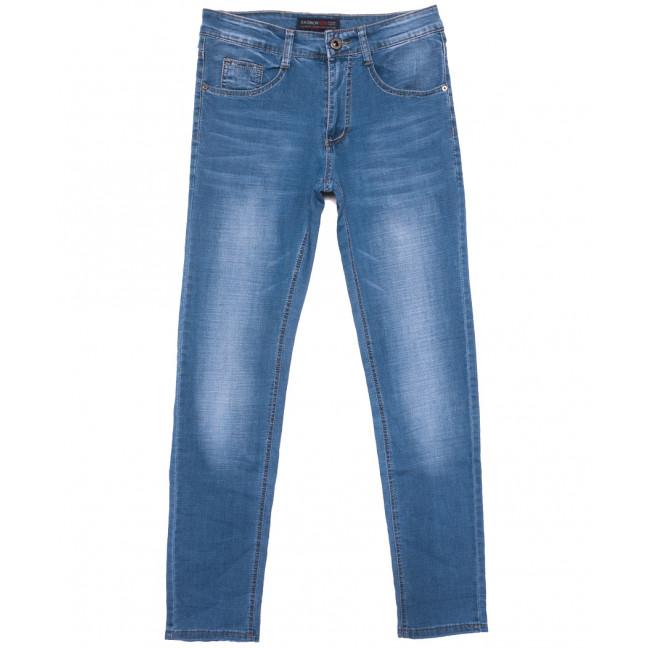 8006 Vouma-Up джинсы мужские синие весенние стрейчевые (29-38, 8 ед.) Vouma-Up: артикул 1109646