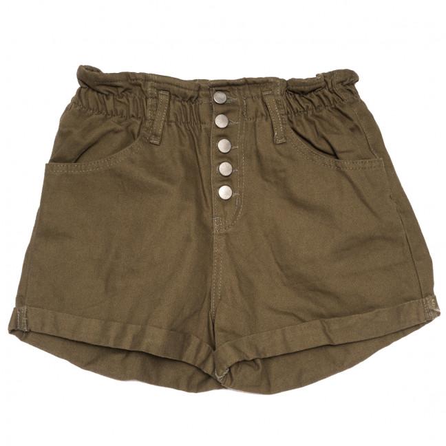 11547 хаки Defile шорты джинсовые женские коттоновые (34-40,евро, 6 ед.) XRAY: артикул 1110430