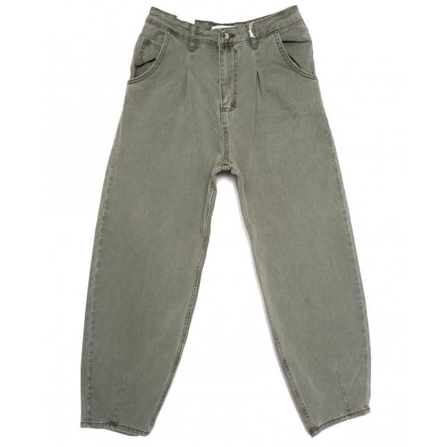 3432 хаки Xray джинсы-баллон весенние коттоновые (26-31, 6 ед.) XRAY: артикул 1110400