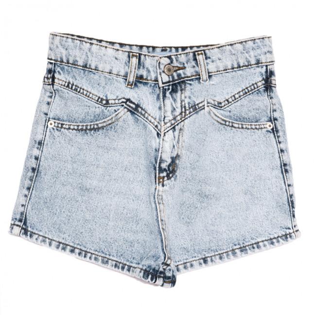 3355 Xray шорты джинсовые женские с рванкой синие коттоновые (34-40,евро, 5 ед.) XRAY: артикул 1110423
