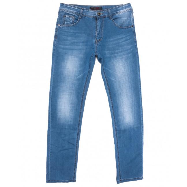 8002 Vouma-Up джинсы мужские синие весенние стрейчевые (29-38, 8 ед.) Vouma-Up: артикул 1109649
