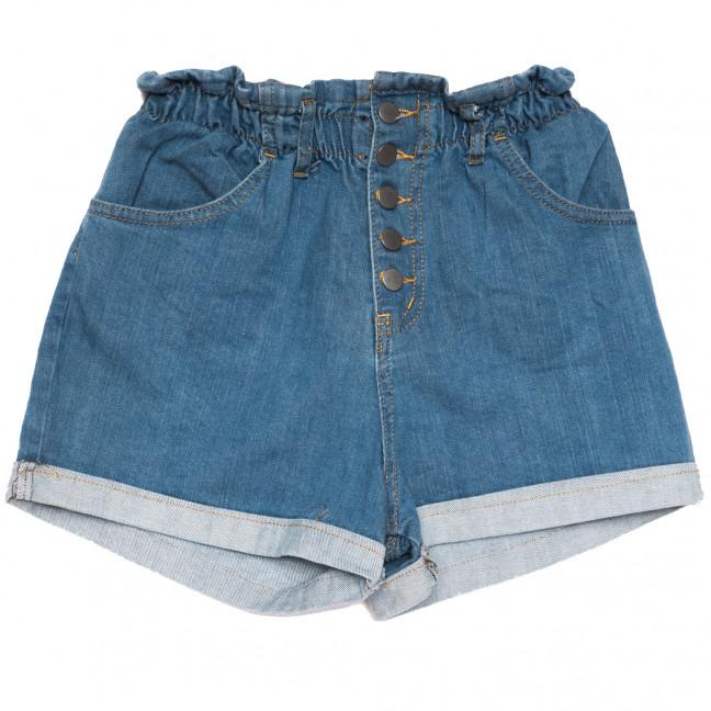 0226 Defile шорты джинсовые женские синие стрейчевые (25-30, 6 ед.) Defile: артикул 1110292