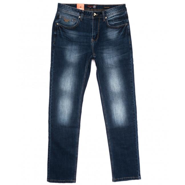 5502-3 R Relucky джинсы мужские полубатальные синие осенние стрейчевые (32-42, 8 ед.) Relucky: артикул 1110571