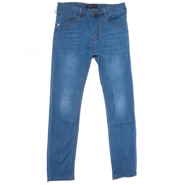 8016 Vouma-Up джинсы мужские синие весенние стрейчевые (29-38, 8 ед.) Vouma-Up: артикул 1109650