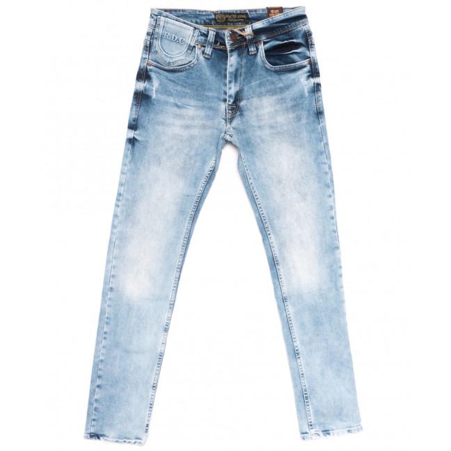 6853 Redcode джинсы мужские синие весенние стрейчевые (29-36, 8 ед.) Redcode: артикул 1110121