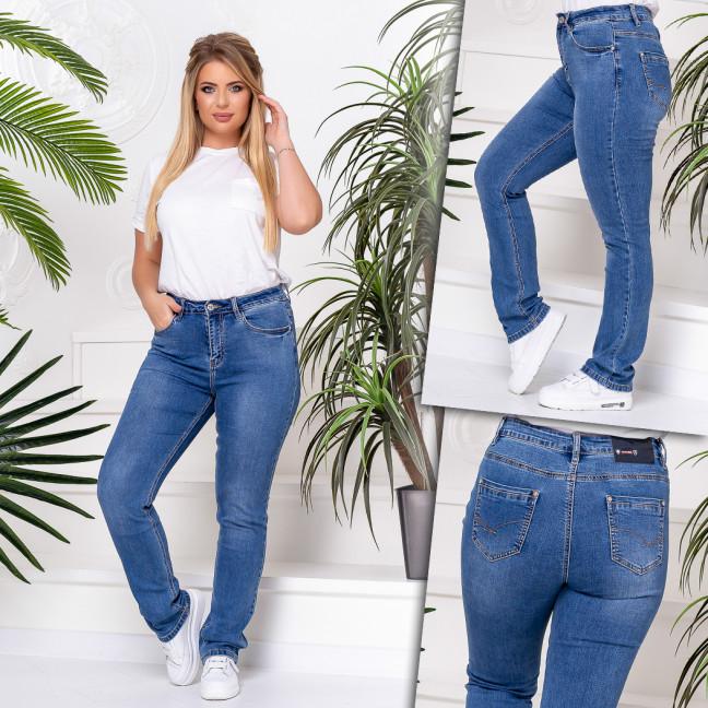 8232 Vanver джинсы женские батальные весенние стрейчевые (32-42, 6 ед.) Vanver: артикул 1109716