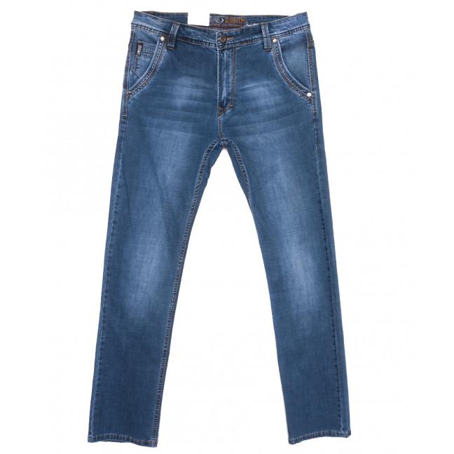 9428 Baron джинсы мужские полубатальные синие весенние стрейчевые (33-38, 8 ед.) Baron: артикул 1110074